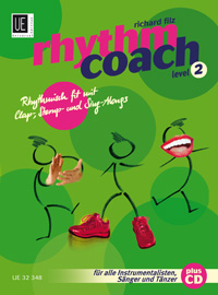 Rhythm-Coach-with-CD-Band-2-Rhythmn-fitness-with-clap-stomp-and-sing-alongs-Fil